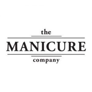 the manicure company logo