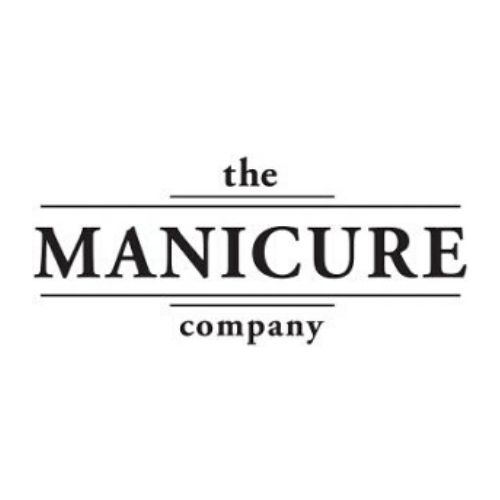 the manicure company logo