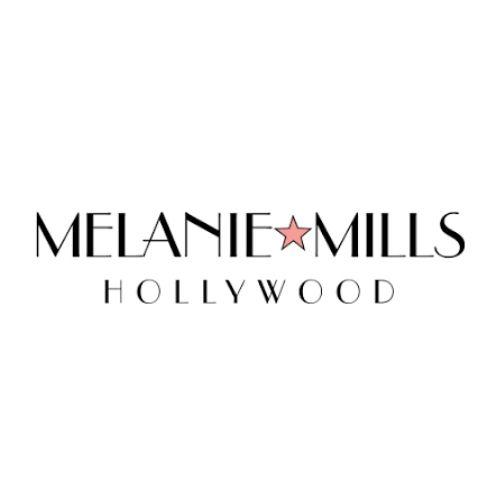 melanie mills logo