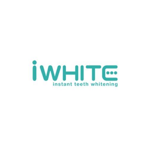 iwhite teeth whitening logo