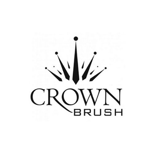 crown brush logo