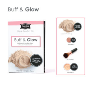 Buff and Glow Mineral Starter Kit