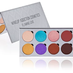 Makeup Addiction Cosmetics Flaming Love Palette