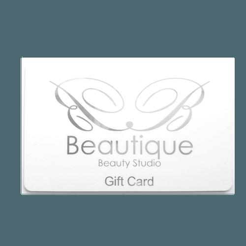 Beautique Beauty Studio Gift Voucher