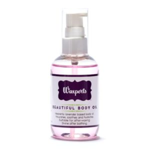 Beautique Beauty Studio Waxperts Beautiful Body Oil