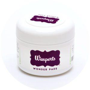 Beautique Beauty Studio Waxperts Wonder Pads