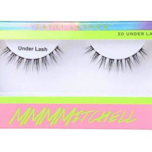 TL-Mitchell Under Lash Tatti Lashes Beautique Beauty Studio