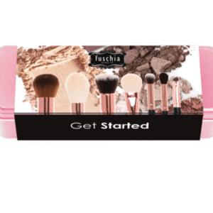 get started kit fuschia makeup