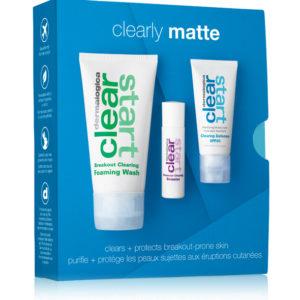 clearly-matte-kit dermalogica beautique beauty studio