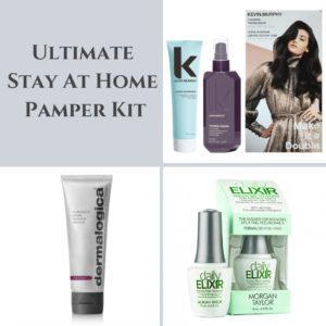 Ultimate Stay At Home Pamper Kit