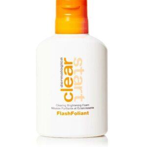 flashfoliant-Clearing Brightening Foam